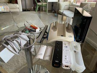 Consola Wii con pistolas y 7 juegos