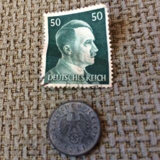 Moneda y sello naci