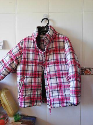 anorak chaqueta invierno niña
