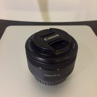 Canon EF 50mm f/1.8
