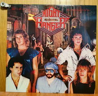 NIGHT RANGER - MIDNIGHT MADNESS LP