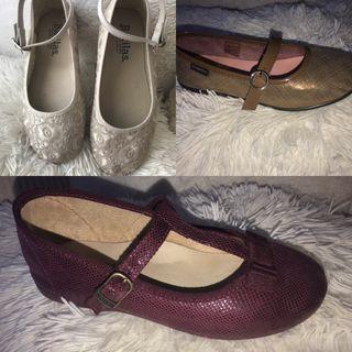 Lote zapatos Batilas-Conguitos