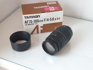 Objetivo TAMRON 70-300mm