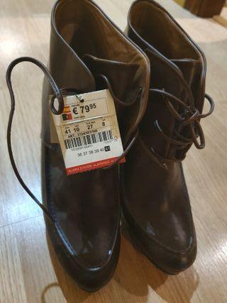 zapatos de mujer - botines