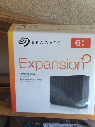 Seagate 6tb