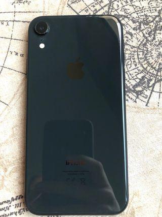 Iphone XR 64GB negro con garantía