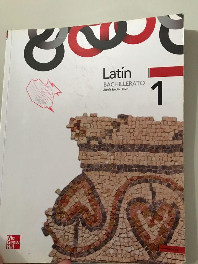 Libro de Latín, 1 Bachillerato