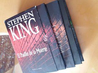 Coleccion de libros Stephen king