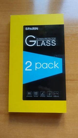 2 Cristales templados Motorola Moto G5s