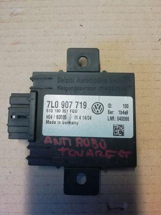 Módulo electrónico alarma Volkswagen Touareg R5