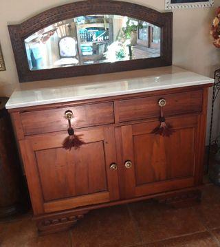 Mueble restaurado antiguo escucho ofertas razonabl