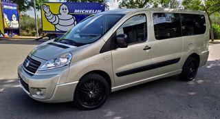 Fiat Scudo 2007 120cv 6 plazas