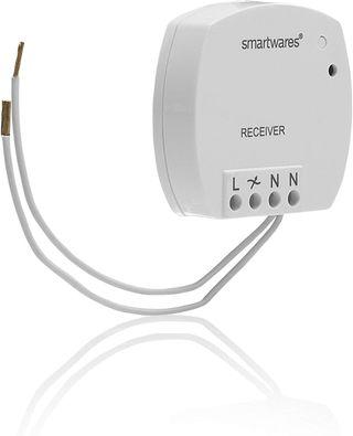 Domotica. Interruptor inalambrico y mandos RF