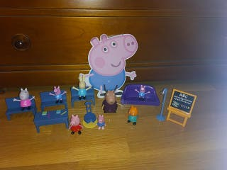 Figuras y accesorios Peppa Pig