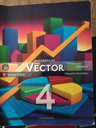 Libro Matemáticas 4ESO