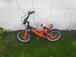 Bicicleta Monty niño/a.