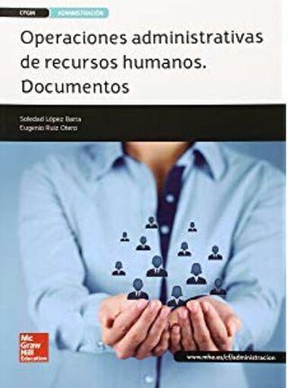 Libro de recursos humanos grado medio