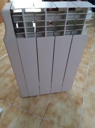 Radiador electrico bajo consumo