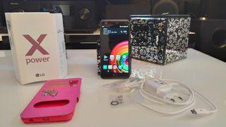 LG Power X prácticamente nuevo