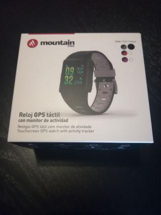 reloj GPS táctil mountain pro NUEVO