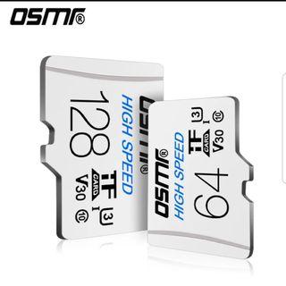 Tarjeta micro SD 64 gb microsd 64gb clase 10