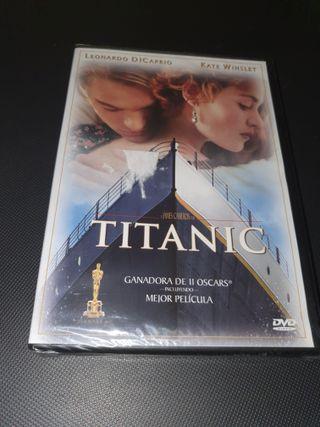 DVD - Titanic - Nueva