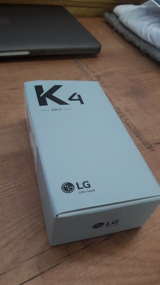 Móvil LG K4