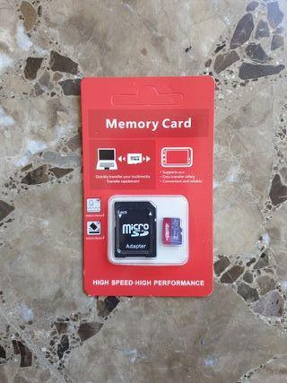 Tarjeta de memoria microsd 64gb Class 10