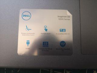 Dell Inspiron 5000 Pantalla Táctil