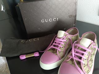 autenticas zapatillas gucci