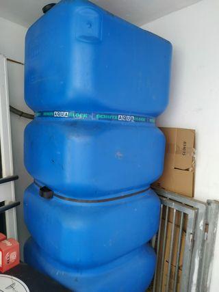 1000l Depósito de agua potable
