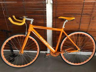 bicicleta fix & single gear