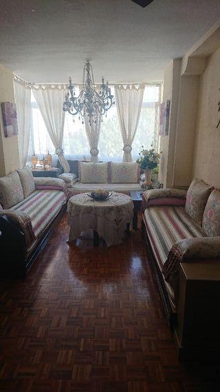salon árabe marroquí