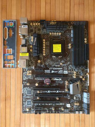 AsRock Z77 Extreme4 (LGA1155)