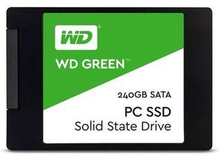 "Disco SSD 240gb WD 2,5"""