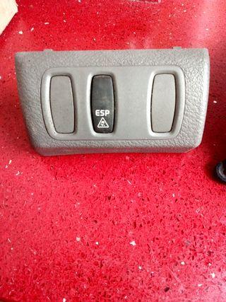 botón ESP Renault