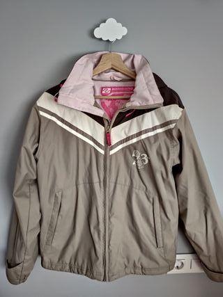 chaqueta anorak nieve billabond