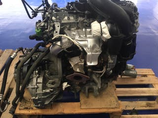 Motor Renault máster