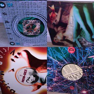 Discos vinilo pink records
