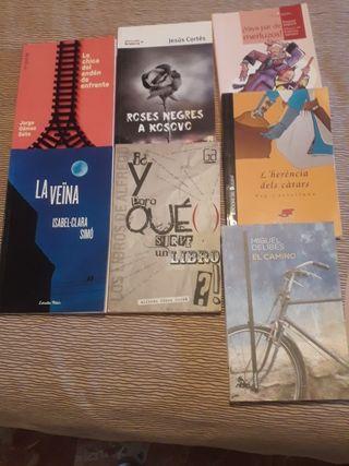 libros prácticamente nuevos