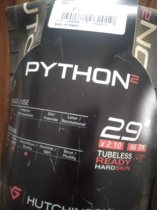 Neumaticos Python 2