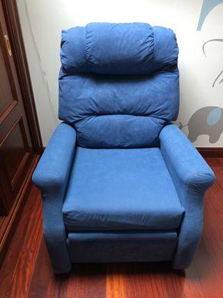 Sillón / sofá individual / sillón de lactancia