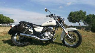 Suzuki Marauder 125 cc