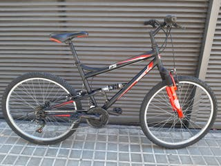 Bicicleta mountain doble suspensión