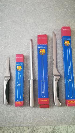 Cuchillos FCB