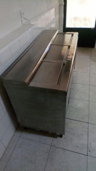 Cámara-arcón frigorífico