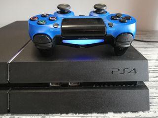 Consola PlayStation 4 (1 TB) + Mando + Joysticks