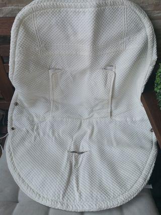 Funda verano silla de auto grupo 0-0+