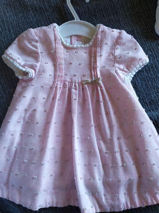 Vestido bebé Mayoral T 6-9m
