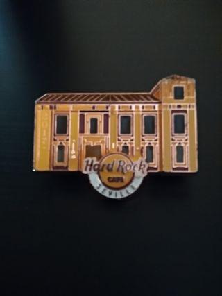 Pin Hard Rock Sevilla